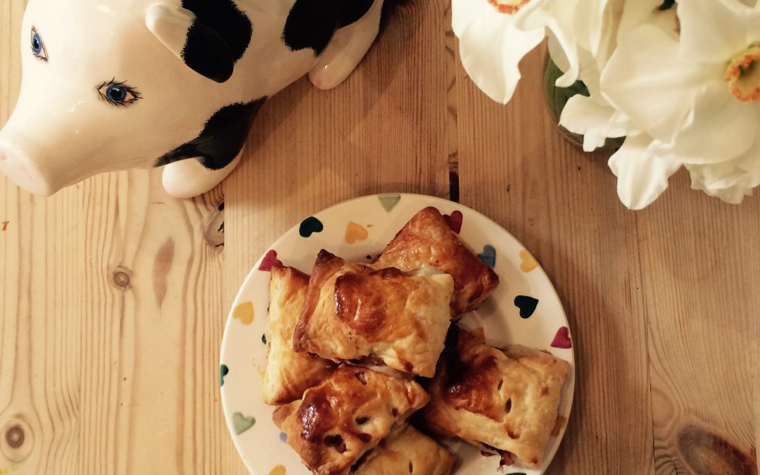 porky pie parcels…