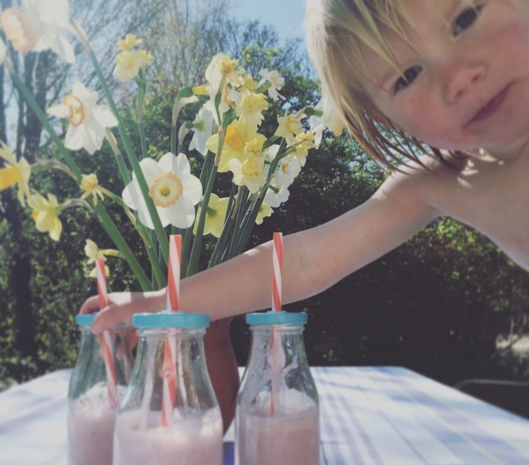 Refreshing Smoothies for a well earned break