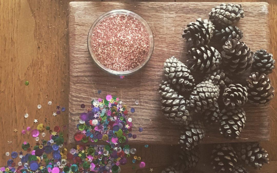 Fir Cone Decorations