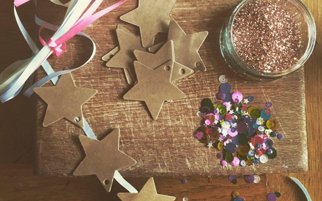 Christmas Star Crowns